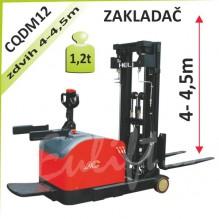 Regálový zakladač CQDM12