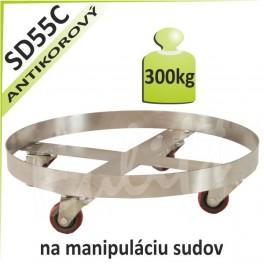 Podvozok na sudy SD55C