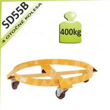 Podvozok na sudy SD55B