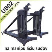 Nosič sudov UB02